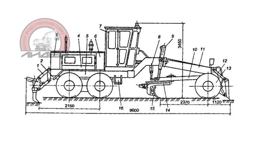 ДЗ-143 схема