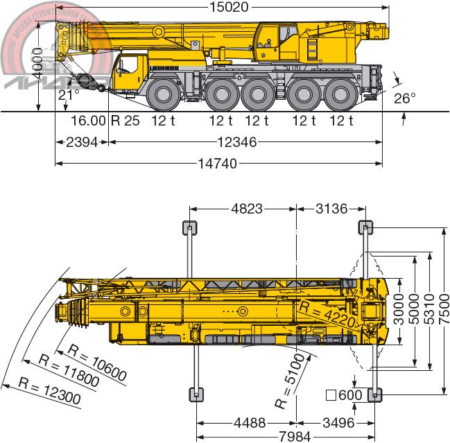 LTM1160Габ