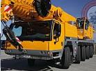 Аренда автокрана 160 тонн Liebherr LTM-1160