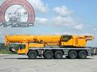 Аренда автокрана 200 тонн Liebherr LTM-1200