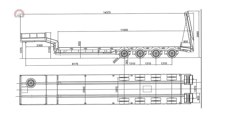 схема до 60 тонн