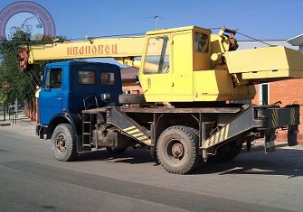 autokran-14 tonn