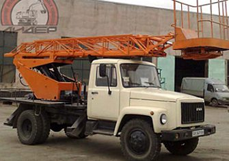 Услуги автовышки 14 метров