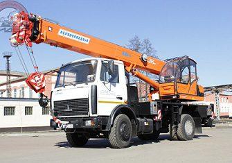 kran-16 tonn
